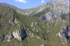 Il cammino della montagna
